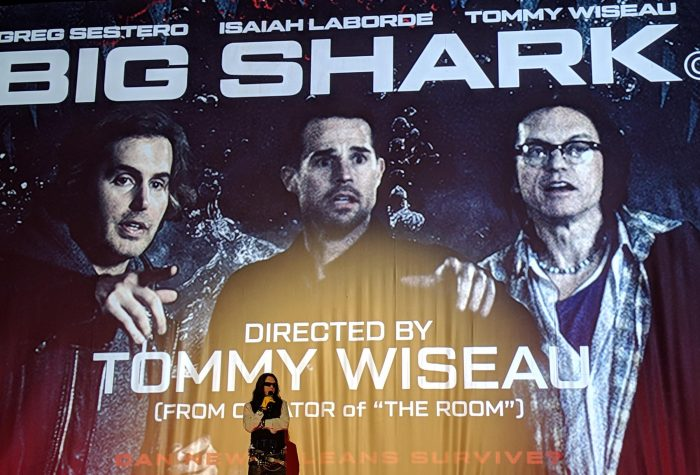 Big Shark 2020 Directed by Tommy Wiseau – CWR CRB