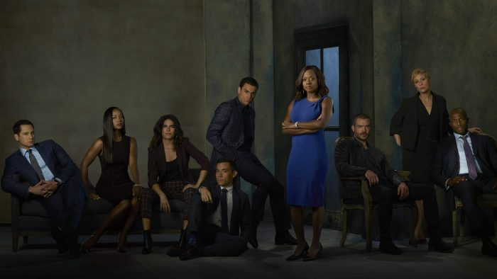 Nonton 'How to Get Away with Murder' Season 6 — Episode 14