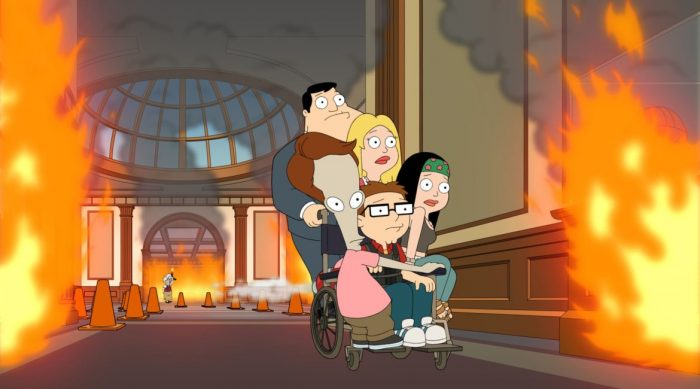 'American Dad!' Season 17 Episode 8 Roger Needs Dick – Euro T20 Slam