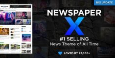 Newspaper v10.3.3 – The Best News Magazine WordPress Theme – Lambeteja