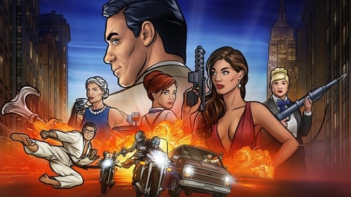 [free.watch] Archer Season 11 Episode 1 The Orpheus Gambit – A Tr3s Local