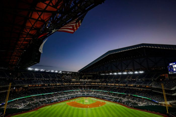 The Tampa Bay Rays and Los Angeles Dodgers are playing Game 2 of the 2020 World Series on Wednes ...