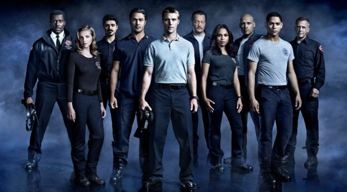 Chicago Fire Season 9 Episode 3 (13 January 2021) – Euro T20 Slam